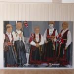 Landet gode. Kragerø Kunstforening 2010