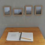 Detalj Tiden det tar Foto: Sabine Popp